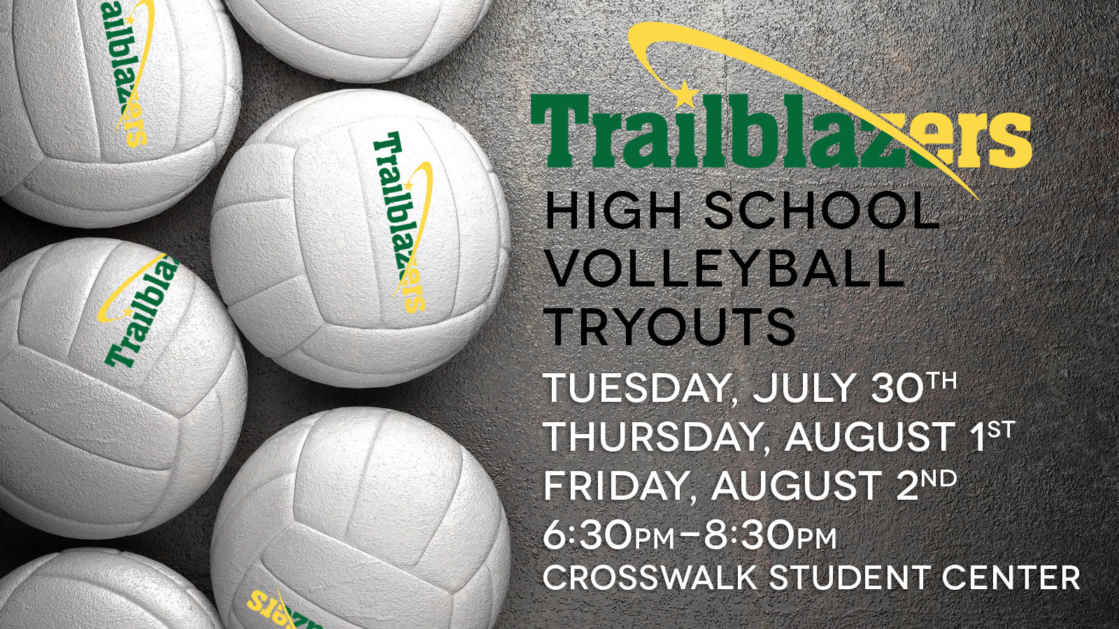 HS Volleyball Tryouts